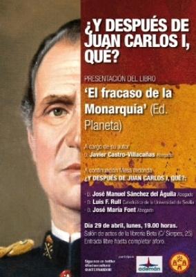 Despues de Juan Carlos qué¿
