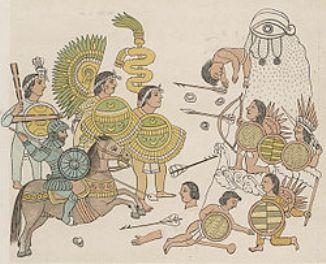 La colonizacion española