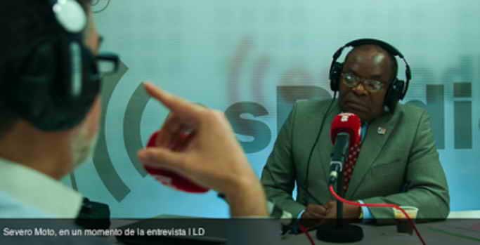 Luis del Pino entrevista a Severo Moto