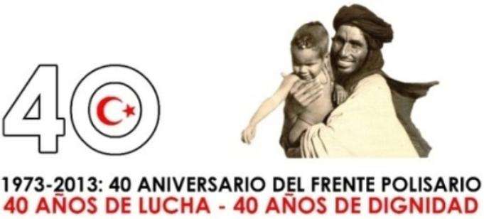 40 aniversario Frente Polisario