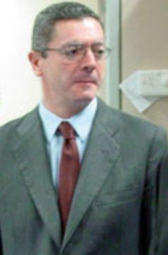Alberto Ruiz gallardon