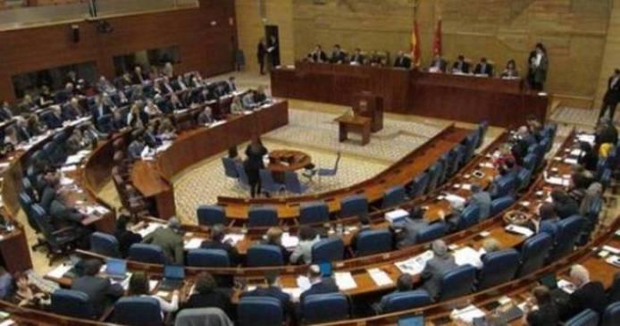 Asamblea de Madrid, un coste muy elevado para los madrileños