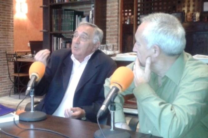 José Luis Heras y Eugenio Pordomingo