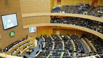 Parlamento de la UA