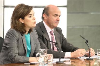 Vicepresidenta y Ministro de Economia