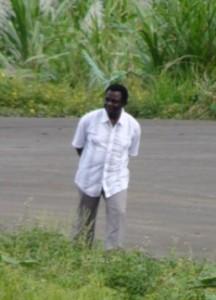 Weja Chicampo, líder del MAIB