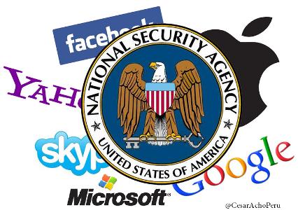 Estados Unidos espia a todo el mundo. Foto Gaceta de Peru