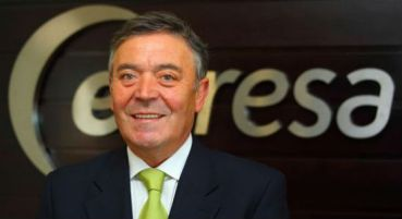 Francisco Gil-Ortega, presidente de Enresa.