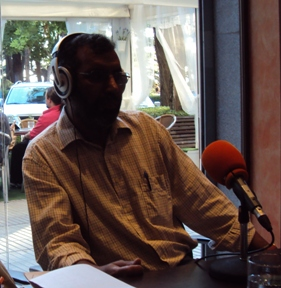 Bucharaya Beyun, embajador saharaui en España