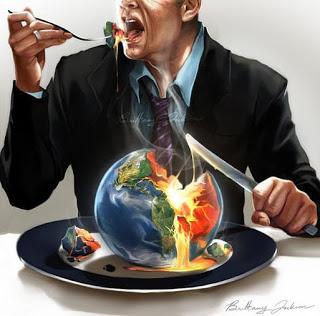 Comerse el Mundo. Diujo de Asamblea de México