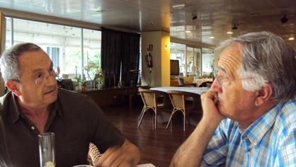 Diego Camacho y José Luís Heras Celemín