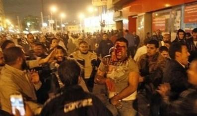 Egipto en llamas