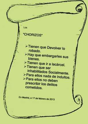 Los Chorizos