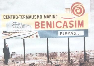 Turismo años sesenta