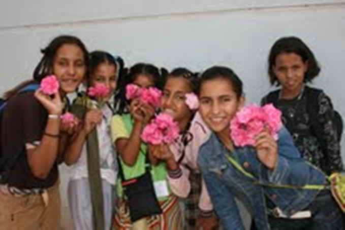 Vacaciones en Paz niños saharauis