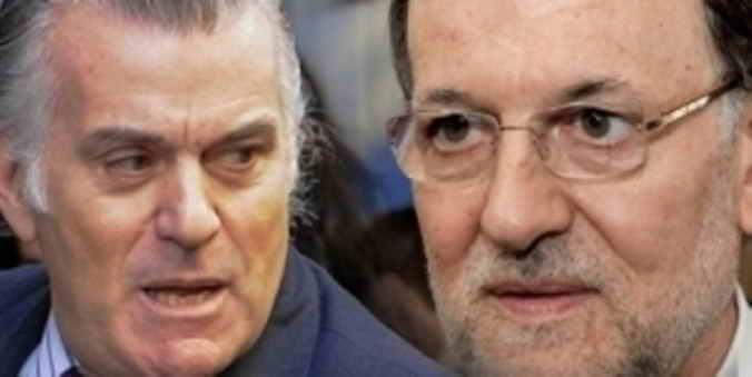 Bárcenas-Rajoy