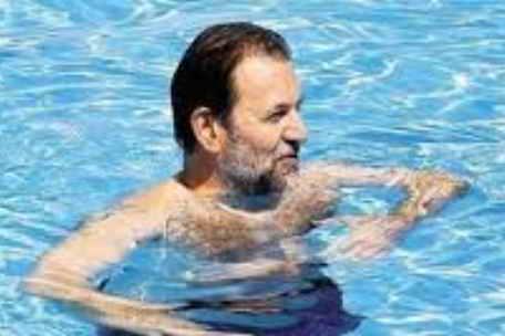 Rajoy con el agua al cuello