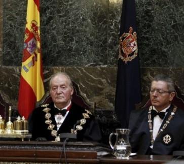 Apertura Año Judicial 2013