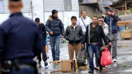 Francia expulsa a gitanos rumanos y bulgaros