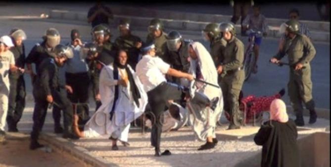 Marruecos viola los Derechos Humanos en los territorios ocupados del Sahara Occidental