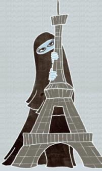 Dibujo es de francochilena