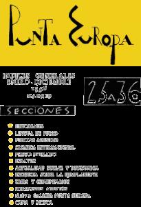 Revista Punta Europa