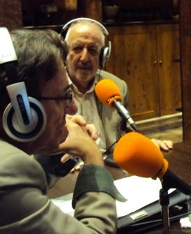 Javier Martinez y Jose Manuel Gonzalez Torga (Foto de archivo)