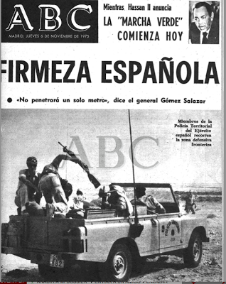 Sahara firmeza española