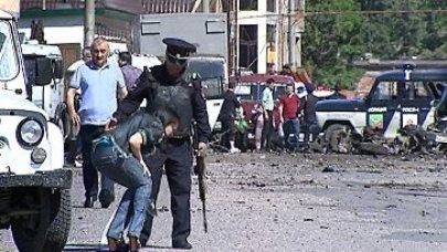 Atentado en la República de Daguestán (Rusia)