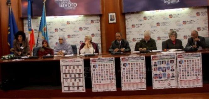 Conferencia Europea de Coordinación del Apoyo al Pueblo Saharaui (EUCOCO)