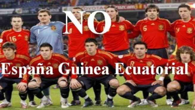 No España-Guinea Ecuatorial