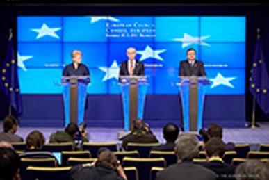 Reunión Consejo de Europa