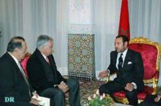 González y Mohamed VI
