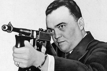 J. Edgar Hoover, director FBI
