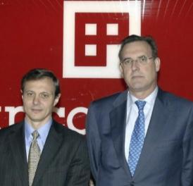 José María Arias y Jorge Gost Gijón