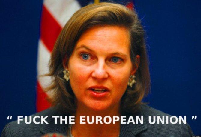 Victoria Nuland, Secretaria Asistente de Estado para Asuntos Europeos
