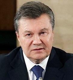 Viktor Yanukóvich