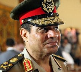 General Abdelfattá al-Sissi