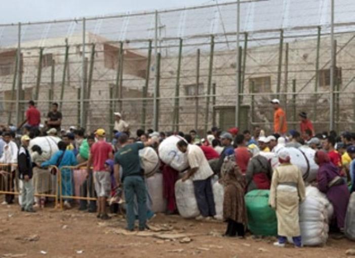 Inmigracion subsahariana