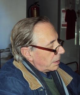 El embajador Jesús Riosalido en la Tertulia Espacios Europos