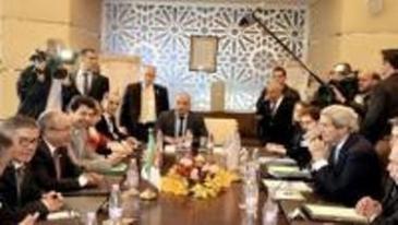 Dialogo Estrategicio Argelia Estados Unidos