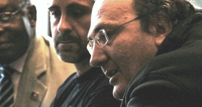 Severo Moto, David Bollero y Javier Castro-Villacañas