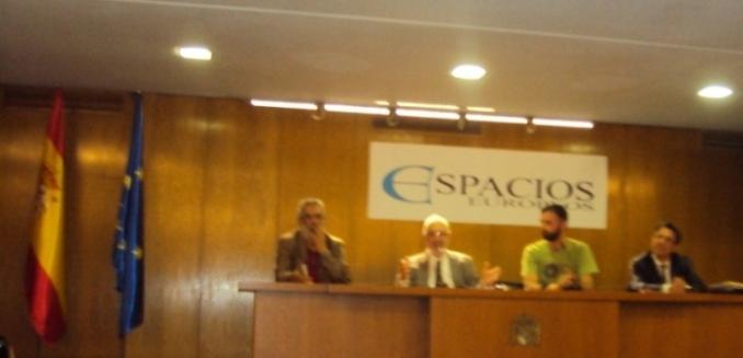 Jornadas sobre el TTIP organizadas por espacioseuropeos