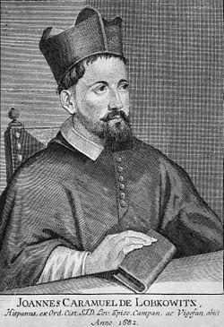 Juan Caramuel Lobkowitz