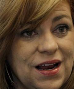 Elena Valenciano, eurodiputada socialista