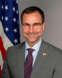 James Costos, embajador de Estados Unidos en España