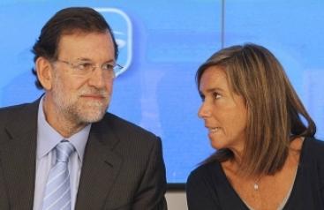 """Rajoy y Ana Mato están """"satisfechos"""""""