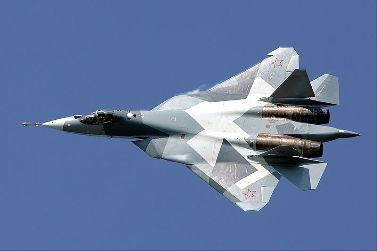Avión ruso Sukhoi-25