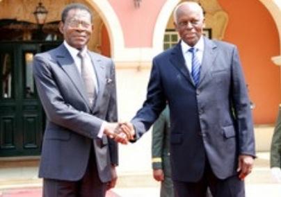 Teodoro Obiang y Murade Murargy, secretario ejecutivo de la CPLP