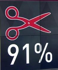 La Investigación en España cae un 91%